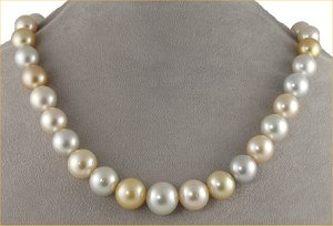 Multicolor South Sea Pearls