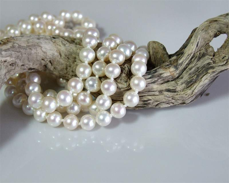Freshwater Pearl Necklet at SelecTraders