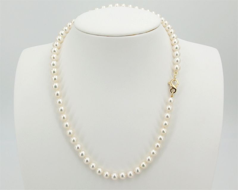 Freshwater Pearl Necklace at SelecTraders