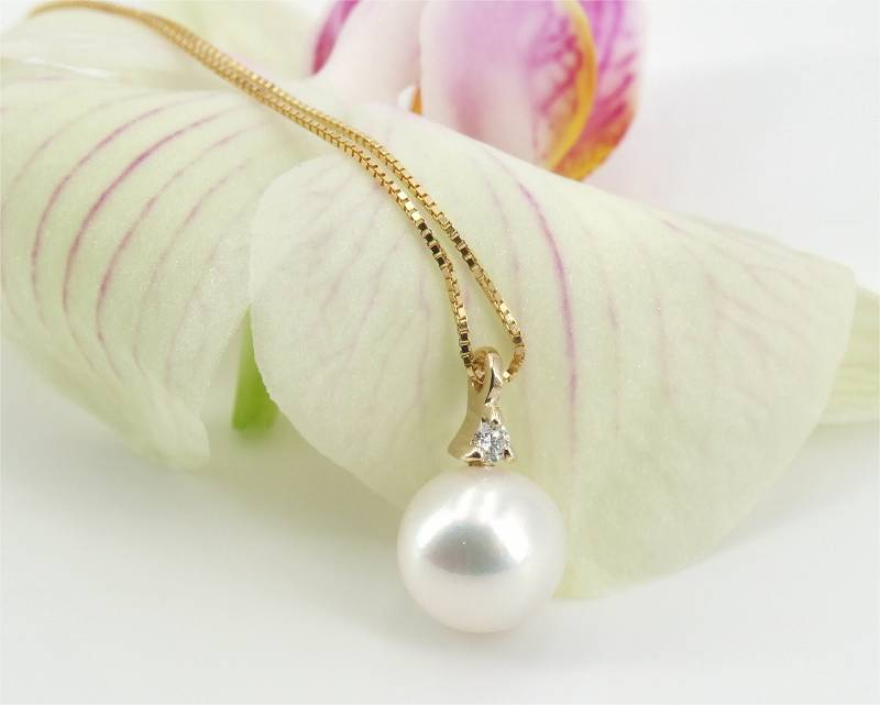 Jewellery Pearl Pendant at Selectraders