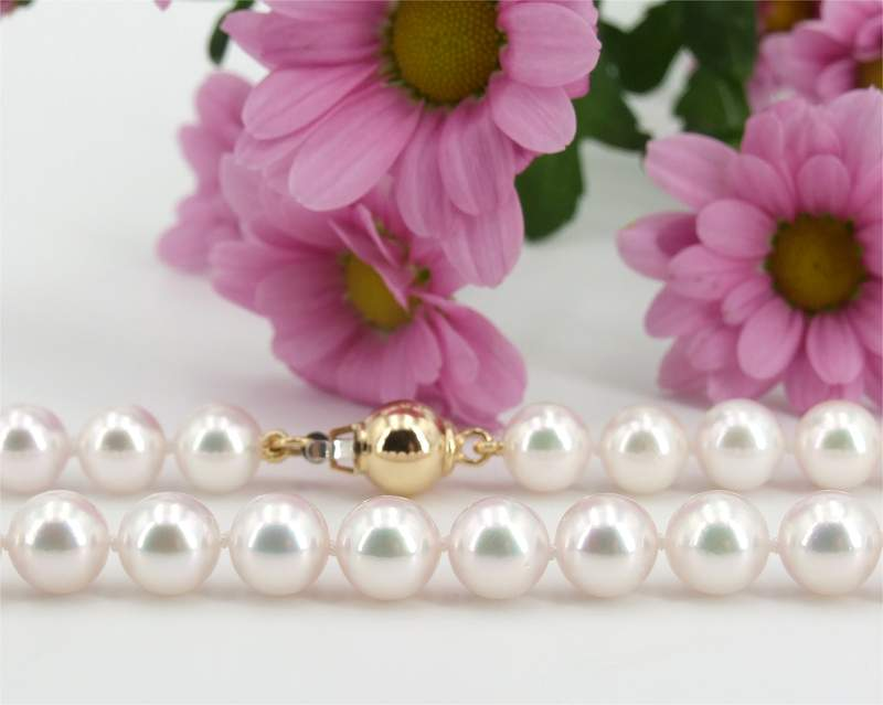 Cultured Pearl Strand at SelecTraders