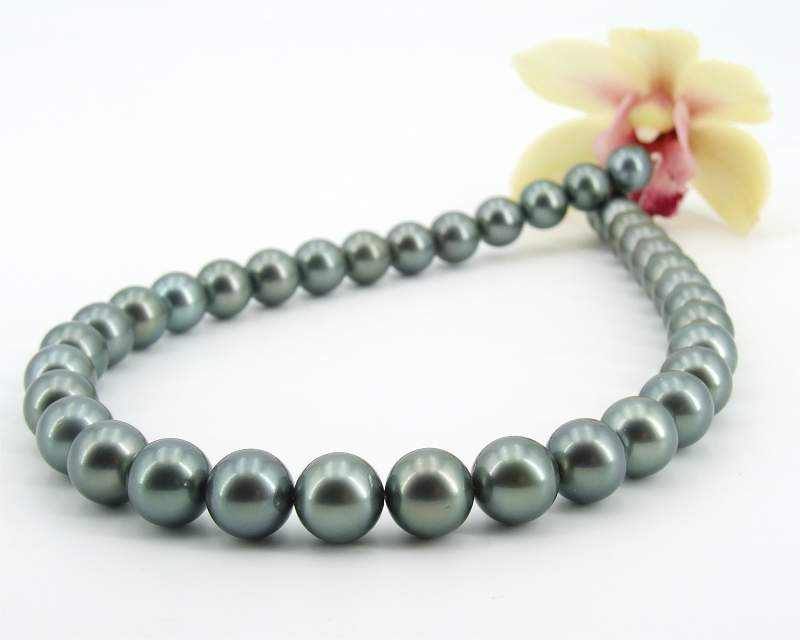 SALE Tahitian Pearl Necklace at Selectraders