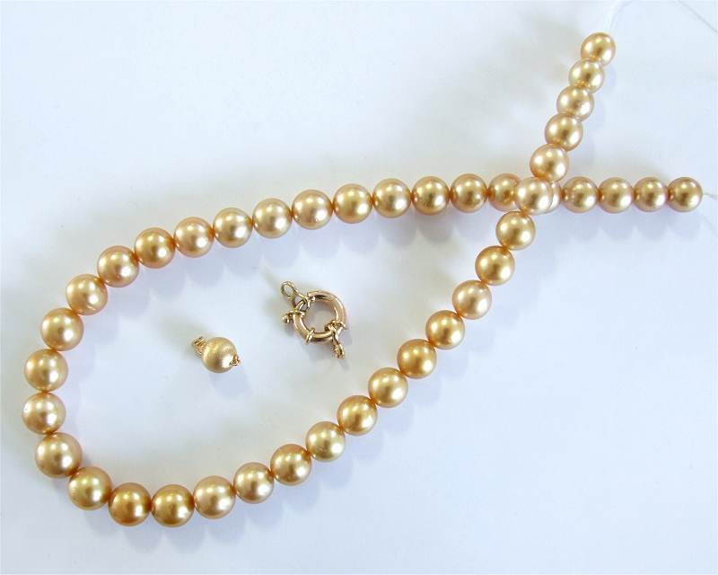 SALE South Sea Pearl Necklace at Selectraders