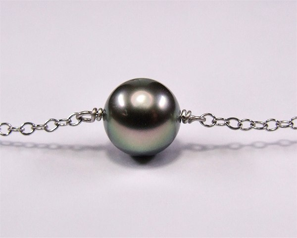 Green Tahitian Pearls at Selectraders
