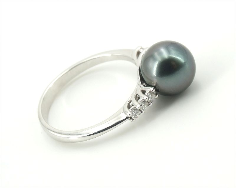 Tahitian Pearl rings at Selectraders