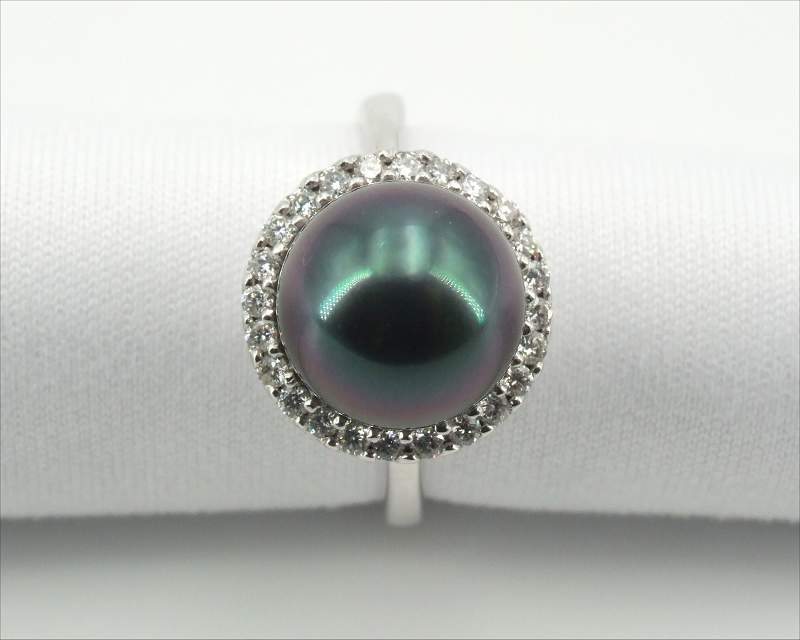 Tahitian Pearl Ring at SelecTraders